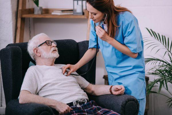 Heart Failure Elderly Rehabilitation Nursing Home Brooklyn NY