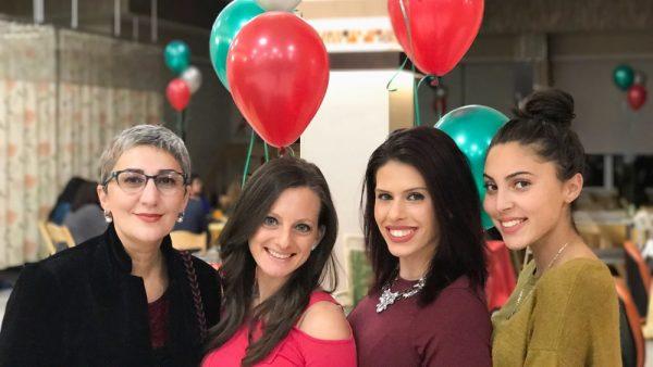 Holiday party at haym salomon home rehab center Brooklyn Ny