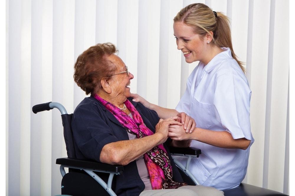 Haym Salomon Home rehabilitation center stroke rehabilitation